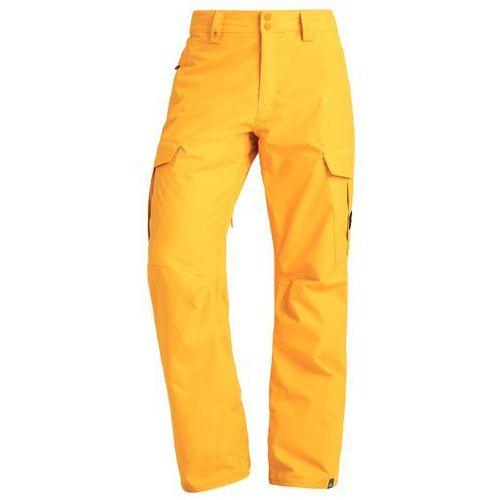 Quiksilver porter spodnie narciarskie cadmium yellow