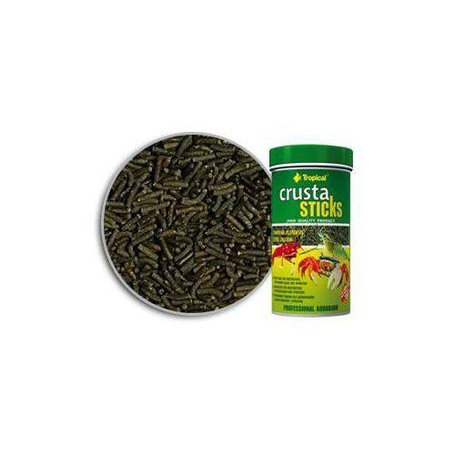 Tropical crusta sticks pokarm dla krewetek i skorupiaków z algami morskimi i spiruliną 100ml/70g