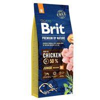 dog premium by nature junior m - 15kg marki Brit