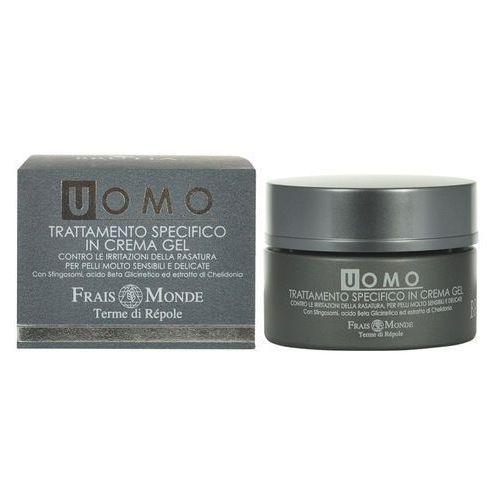 Frais monde men brutia cream-gel for shaving irritations 50ml m balsam po goleniu do skóry wrażliwej