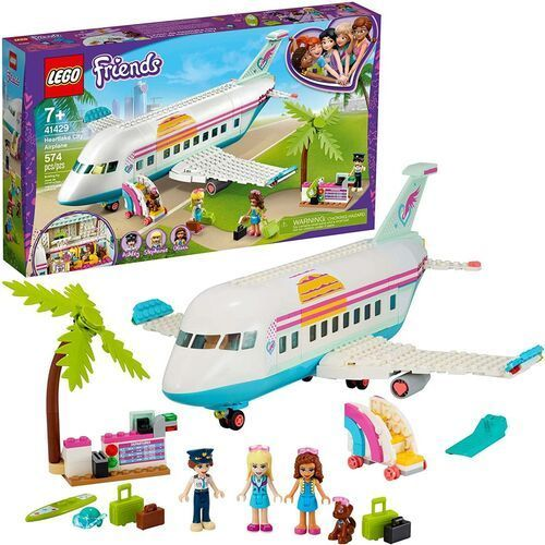 41429 SAMOLOT Z HEARTLAKE CITY (Heartlake City Airplane) KLOCKI LEGO FRIENDS