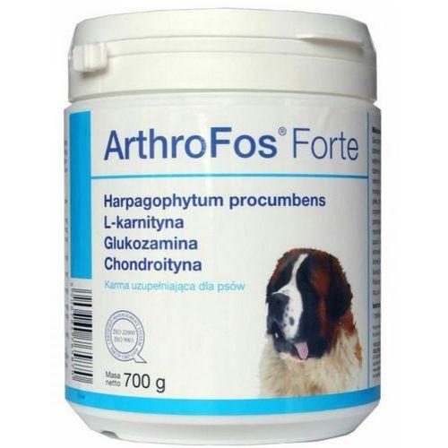 DOLFOS ArthroFos Forte ZDROWE STAWY preparat dla psów 700g