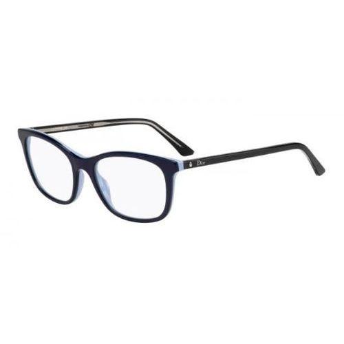 Okulary korekcyjne montaigne 18 mvp Dior