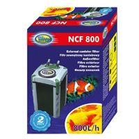 Aqua nova filtr zewnętrzny do akwarium ncf 600l/h (5904378730802)