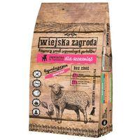 jagnięcina ze szpinakiem sucha karma dla szczeniaka op. 2kg marki Wiejska zagroda