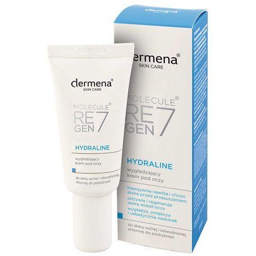 Dermena skin care hydraline wygładzający krem pod oczy 15ml Pharmena sa