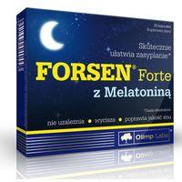 Kapsułki Olimp Forsen Forte z Melatoniną 30 kaps.