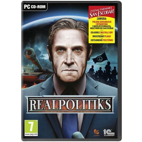 Realpolitiks (pc) - 1c online marki 1c company