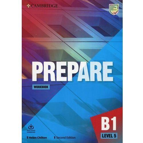 Prepare Level 5 Workbook with Audio Download B1 - Helen Chilton (84 str.)