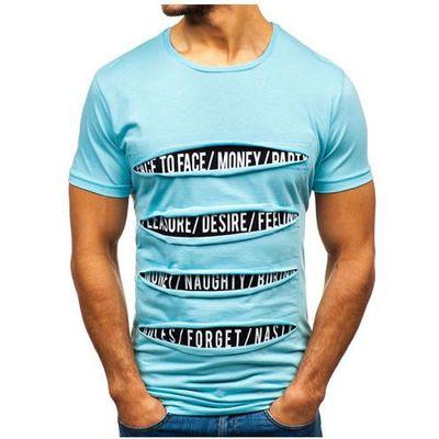 T-shirty męskie BOLF Denley