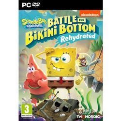 Spongebob SquarePants Battle for Bikini Bottom Rehydrated (PC)