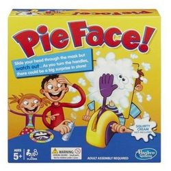 pie face game marki Hasbro