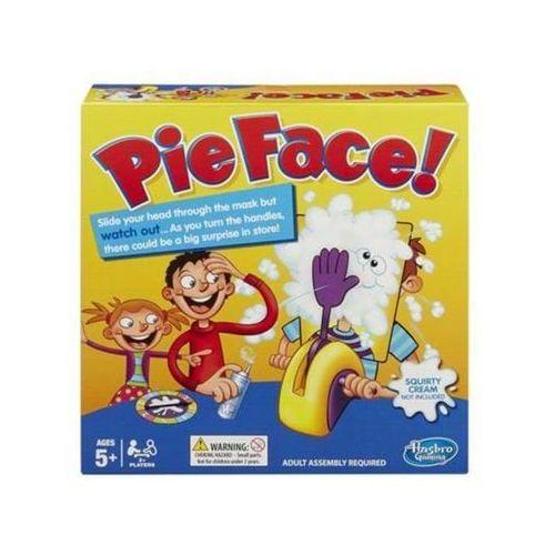 pie face game marki Hasbro