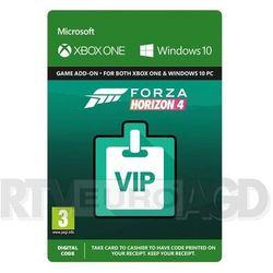 Forza Horizon 4 - VIP DLC [kod aktywacyjny] Xbox One
