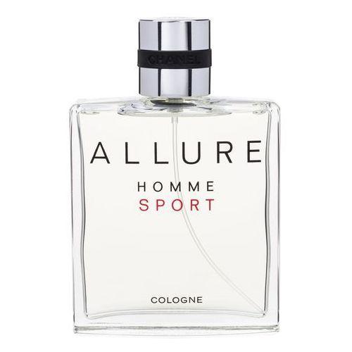 allure homme sport woda kolońska 150 ml spray marki Chanel