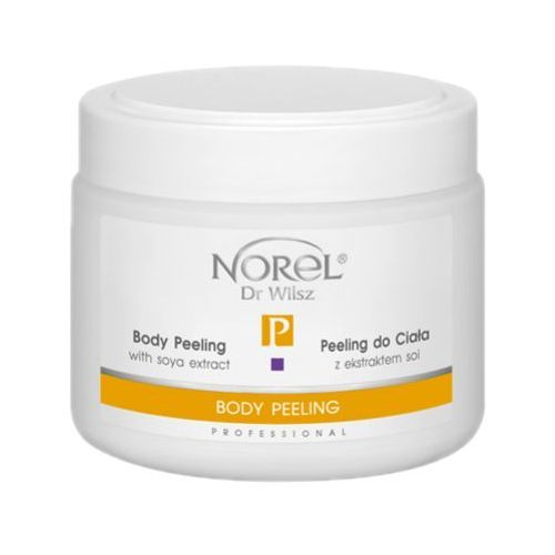 Body peeling with soya extract peeling do ciała z ekstraktem soi (pp088) Norel (dr wilsz)