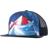 czapka z daszkiem JONES - Cap Himalaya Blk (BLK)