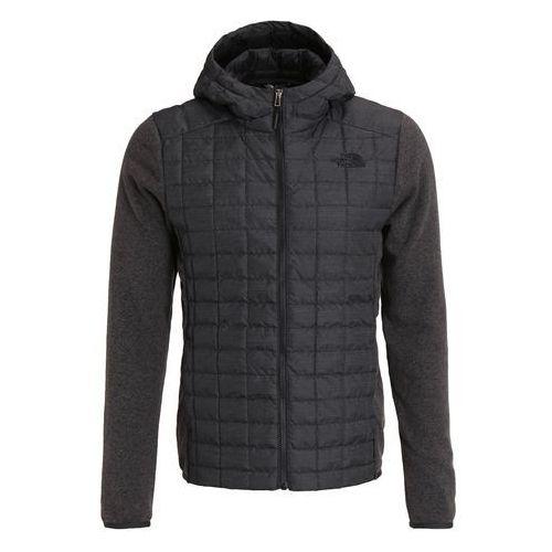 The North Face THERMOBALL HYBRID Kurtka Outdoor black/dark grey heather