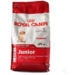 Karma Royal Canin Dog Food Medium Junior 15kg + DOLINA NOTECI PIPER z płucami jagnię,march 400g 3182550402132 - odbiór w 2000 punktach - Salony, Paczkomaty, Stacje Orlen (3182550402132)