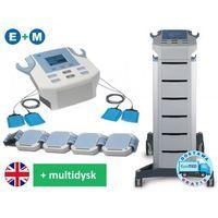 Btl industries ltd Btl-4825m2 combi smart aparat do elektroterapii z elektrodiagnostyką i magnetoterapii fmf z multidyskiem