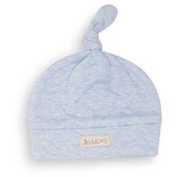 czapka niemowlęca blue fleck mela marki Juddlies
