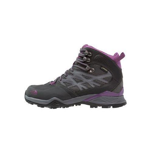 The North Face HEDGEHOG HIKE GTX Buty trekkingowe dark shadow grey/wood violet