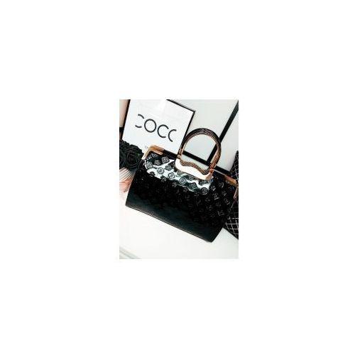 4eaf3c5918eae Torebka - Allen Camera Bag R83EB640 Bgd-Blk Gold 82 (DKNY) opinie + ...
