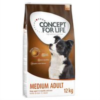 Concept for Life Medium Adult - 2 x 12 kg | Dostawa GRATIS!