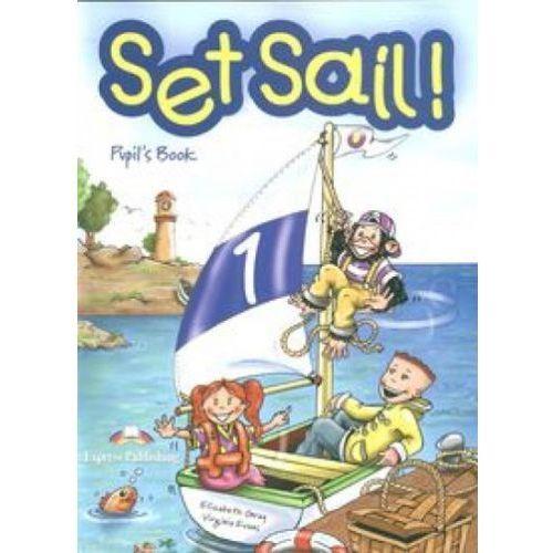 Set Sail 1 Pupil`s Book + Story Book, oprawa miękka