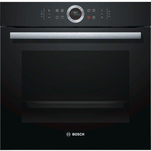 Piekarnik BOSCH HBG633NB1. Klasa energetyczna A+, kolor czarny