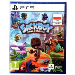 Gra PS5 Sackboy: A Big Adventure