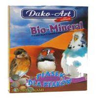 Dako-art Dako art bio-mineral piasek dla ptaków muszle 1kg
