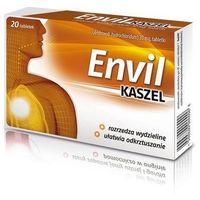 Tabletki ENVIL KASZEL 30mg x 20 tabletek