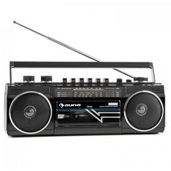 Przenośne radiomagnetofony CD  Auna electronic-star