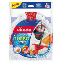 Vileda  easy wring & turbo wkład do mopa obrotowego