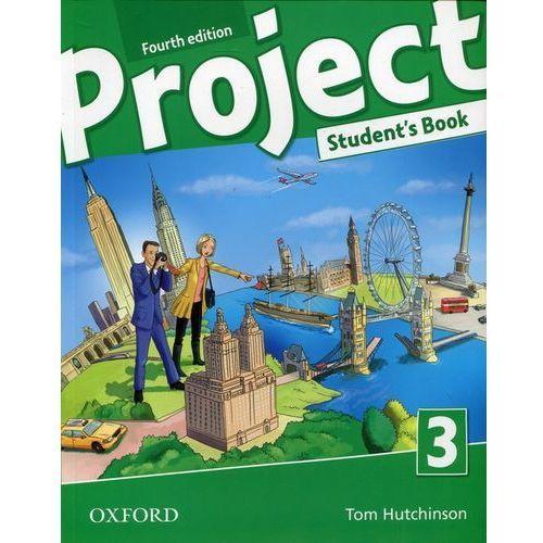 Project 3. Szkoła podstawowa, część 3. Język angielski. Podręcznik. Fourth edition., oprawa miękka