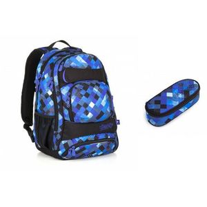 Plecak młodzieżowy yumi 18036 b marki Topgal