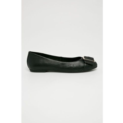 9b4a9a4d265ec Baleriny - pearlized leather ballerina fw0fw03412 summer cognac 929 ...