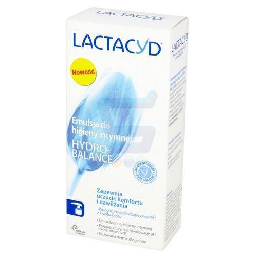 LACTACYD 200ml Hydro-Balance Emulsja do higieny intymnej