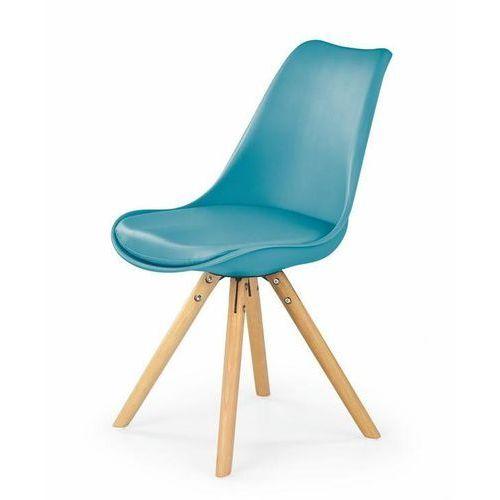 Halmar Krzesło na drewnianych nogach do jadalni k201