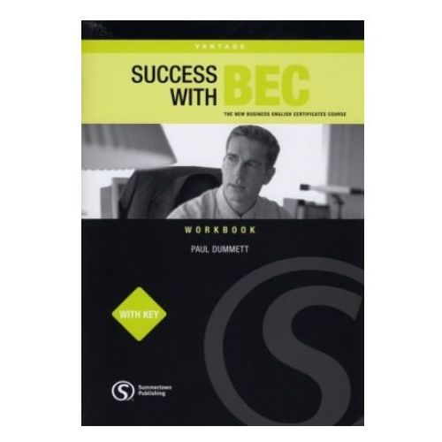 Success with BEC Vantage, Workbook with Key (2008)