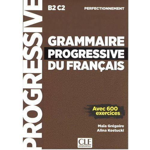 Grammaire progressive du Francais Perfect B2-C2 (288 str.)