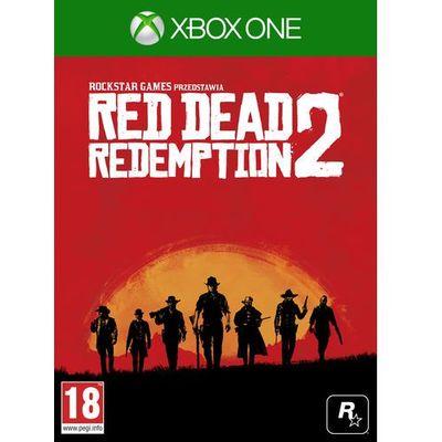 Gry Xbox One Rockstar Games