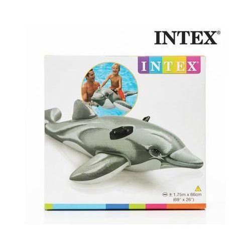 Intex dmuchany delfin 1,75x66 cm