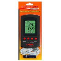 Sera reptil thermometer/hygrometer - urządzenie do trwałego pomiaru temperatury i wilgotności powietrza w terrarium 1 szt. (4001942320320)