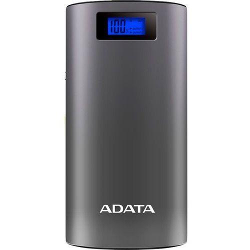 Adata Power bank ap20000d-dgt-5v-cgy 20000mah microusb usb- natychmiastowa wysyłka, ponad 4000 punktów odbioru!