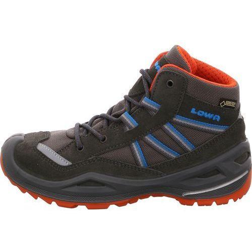 Nowe buty simon ii gtx qc graphite/orange rozmiar 31/19,5cm marki Lowa