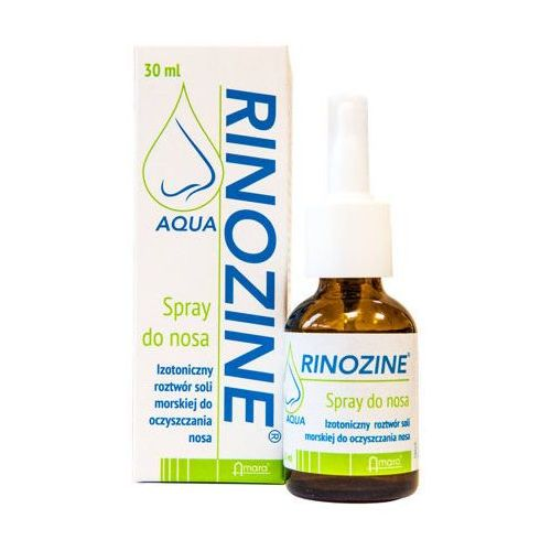 Spray Rinozine Aqua spray do nosa 30ml