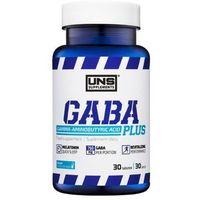Tabletki Suplement prozdrowotny UNS Gaba Plus 30 tab Najlepszy produkt