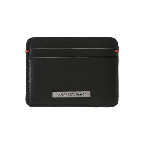 Armani Exchange WALLET Portfel nero/black, 958025CC520
